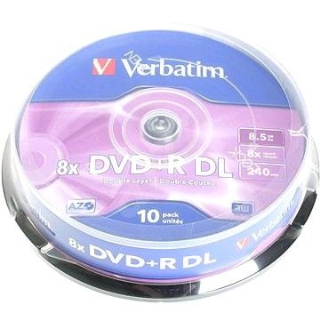 DVD+R General Double Layer 8,5GB