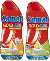 SOMAT gel do myčky 2x 600ml