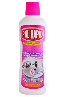 Pulirapid 750ml s octem