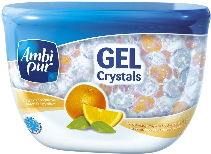Osvěžovač vzduchu Ambi Pur crystal gel Fresh and cool