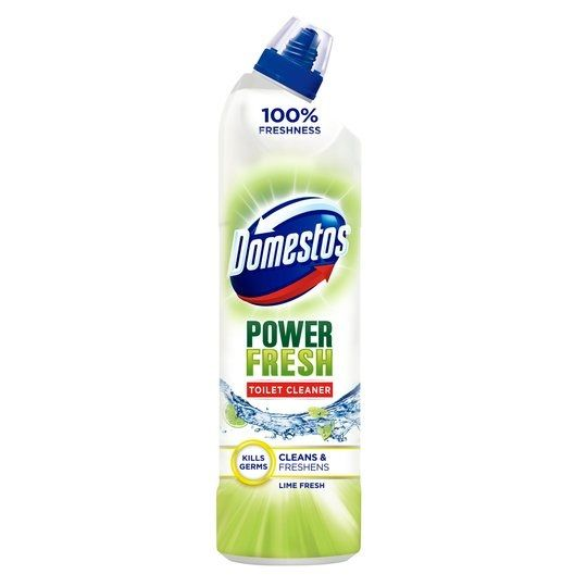 Domestos WC Power Fresh Lime 700 ml