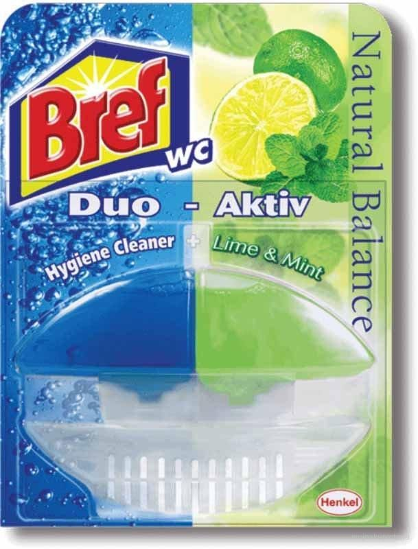 BREF DUO Activ tek original 3 vůně 50ml