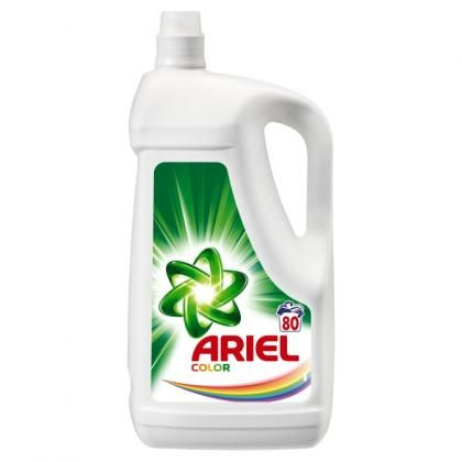 Gel na praní Ariel Color 80PD